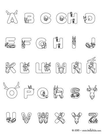 kindergarten spanish alphabet worksheets spanish