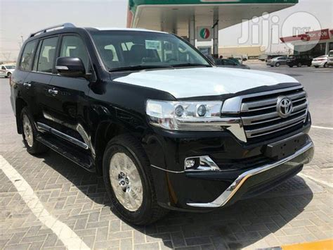 land cruiser v8 toyota land cruiser v8 2018 black in island