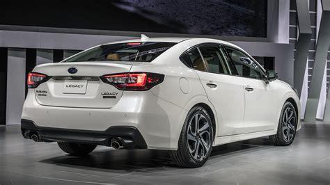 subaru legacy 2020 2020 subaru legacy revealed at chicago auto show autoblog