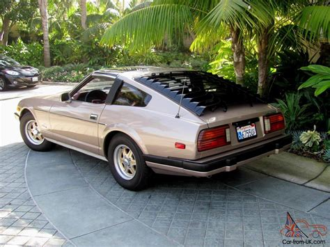 nissan 280zx nissan 83 280zx coupe series ii t top t5
