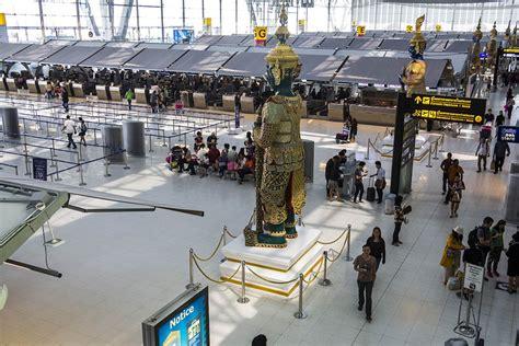 wann vor abflug am flughafen flughafen bangkok alle wichtigen infos im 220 berblick