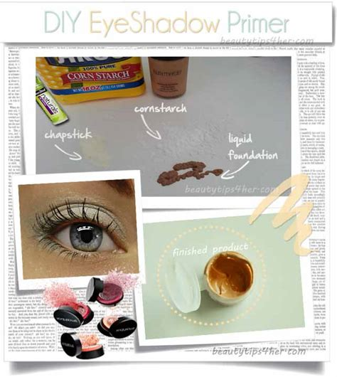 diy primer create your own eyeshadow primer and save yourself 20