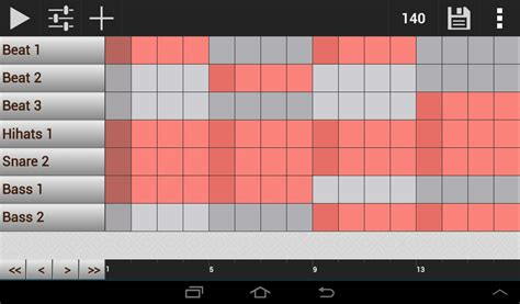 free drum pattern generator groove mixer music beat maker android apps on google play
