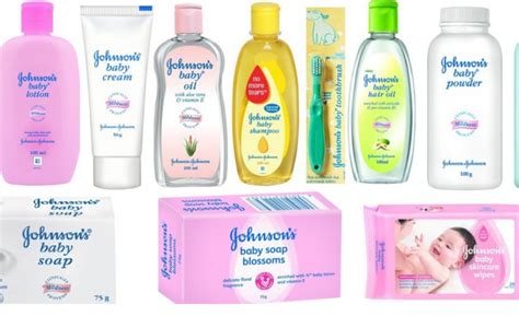Shoo Johnson Baby johnson johnson healthwashing babies for 100 years