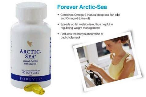 Minyak Ikan Sea Fish makanan sunnah forever arctic sea khasiat minyak ikan