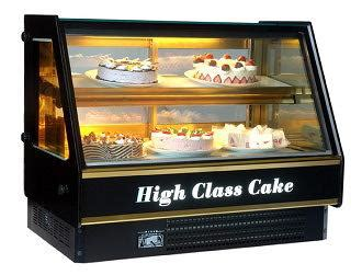 Countertop Display Chiller by Taiwan Cake Display Chiller Sloped Glass Countertop