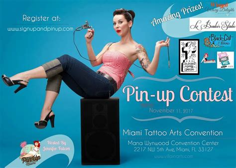 tattoo convention miami 2017 pinup contest at the miami tattoo convention 2017 miami