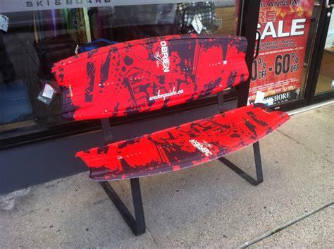 wakeboard bench wakeboard bench wakeboard pinterest benches ideas