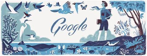 doodle de hoy 4 de mayo aquilesvaesa doodle dedicado a louise carson