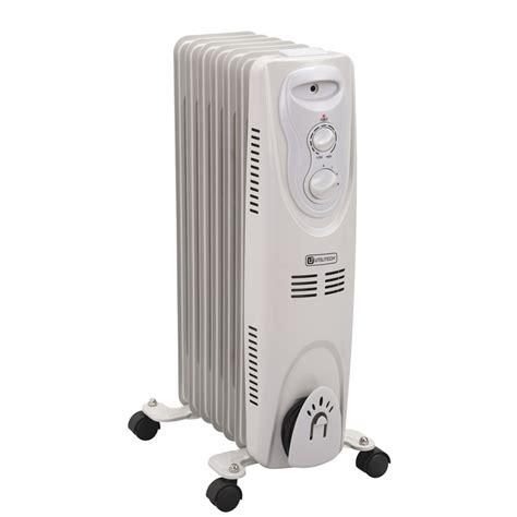 Electric Room Heater by Shop Utilitech 5200 Btu Filled Radiant Tower Electric