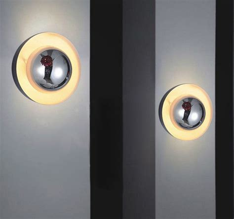 modern baked metal  wall sconce contemporary wall