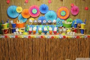Candyland Wall Mural 10 best hawaiian luau party ideas with amazing food