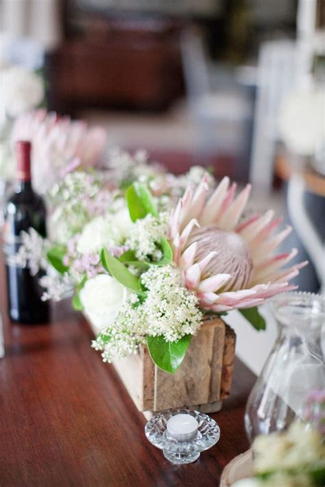 trend protea wedding ideas   deer pearl flowers