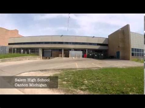 plymouth michigan high school salem high school canton mi