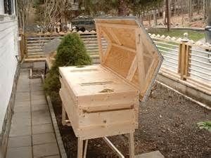 Top Bar Bee Hive Plans Modified European Long Hive