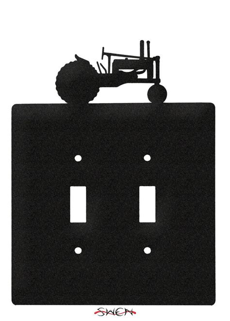 black light switch plates swen products deere tractor black light switch plate