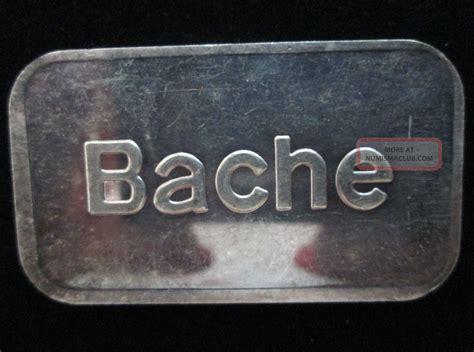 1 Ounce 999 Silver Bar Value - bache one ounce 999 silver bar