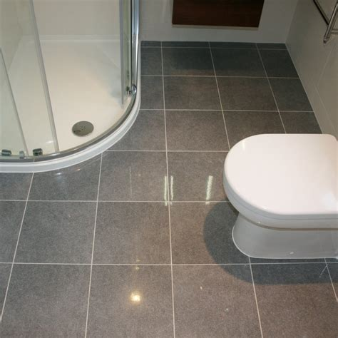 Ceramic Tile For Bathroom Floor Chert Flint Glazed Porcelain Gloss Floor Tile 32x32cm From The Ceramic Tile Company Uk