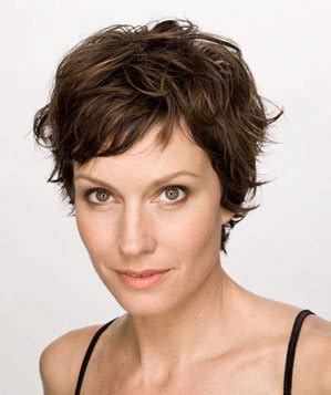 pixie haircuts on real women tousled pixie cut realsimple 6 sexy short