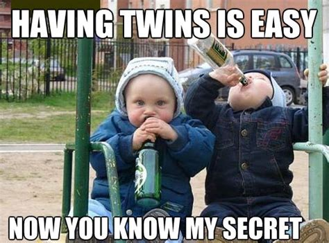 Twin Birthday Meme - 16 best images about twin life on pinterest funny my