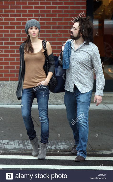 emmy rossum counting crows emmy rossum out with her boyfriend adam duritz from the