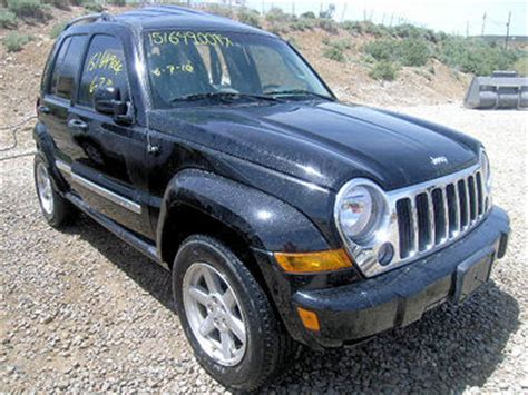 2006 Jeep Liberty Parts Used Salvage Truck Suv Parts Sacramento