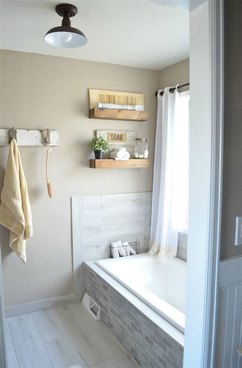 Modern Farmhouse Bathroom by Honest Review Of My Chalk Painted Bathroom Vanities
