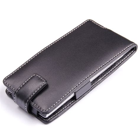 huawei ascend p2 leather flip pdair wallet sleeve