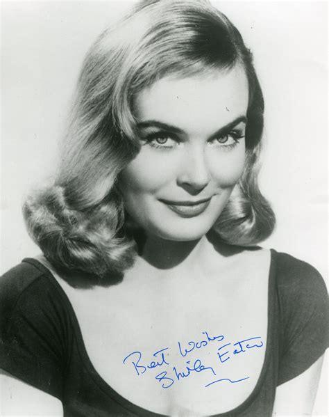 1960 House Shirley Eaton Archives Amp Autographed Portraits