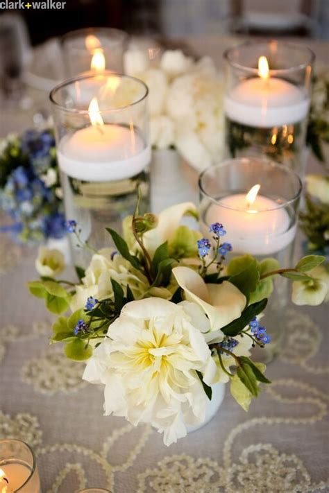 small candles for wedding tables 297 best images about candle wedding centerpieces on