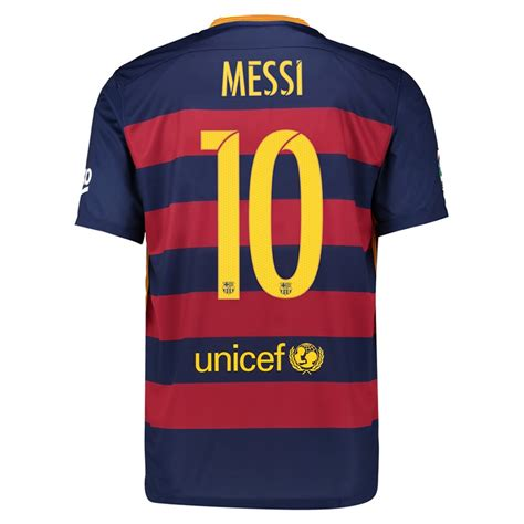 world best soccer jersey iages 89 99 nike fc barcelona messi 10 home 15 16 youth