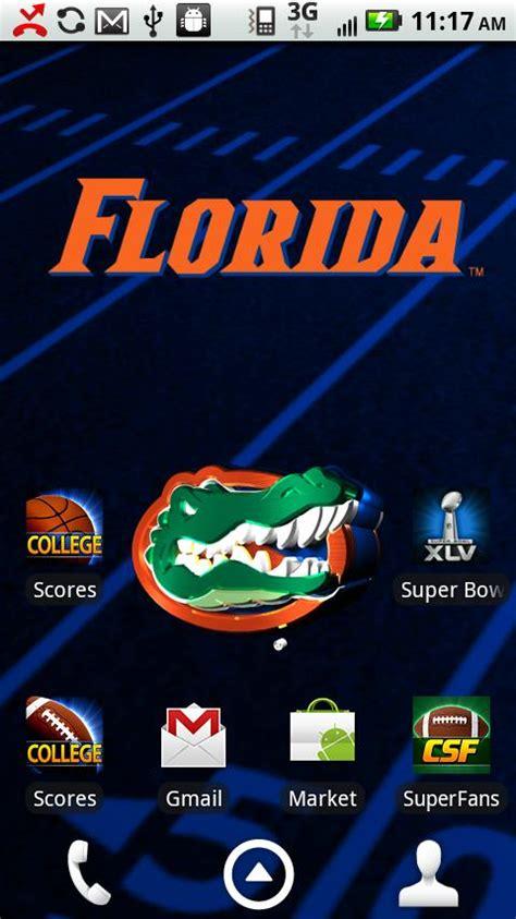 Florida Gators Live Wallpaper by Florida Gators Wallpaper For Android Wallpapersafari