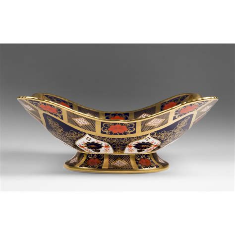 Setelan Ethica Imari 11 Size L royal crown derby porcelain basket imari pattern 1128 from piatik on ruby