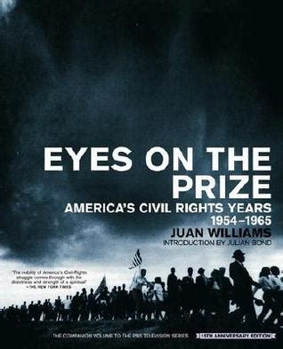 the prize books on the prize america s civil rights years 1954 1965
