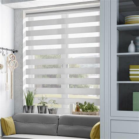 Household Blinds Enjoy Vision Luxe Grey Roller Blind
