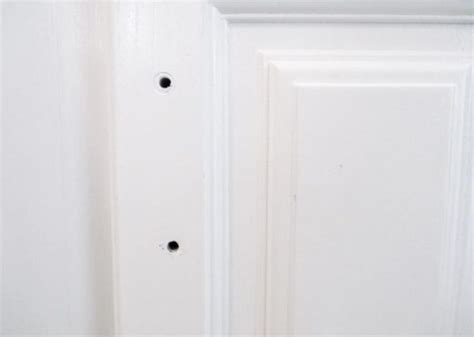how to fill in lines in cabinet doors lovely imperfection installing cabinet hardware drill