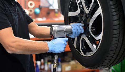 tire rotation oakville