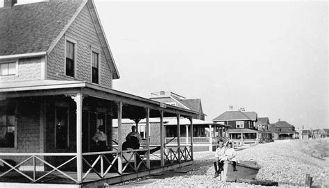 East Coastal Cottages by Horseneck And Beaches Westport Historical Society