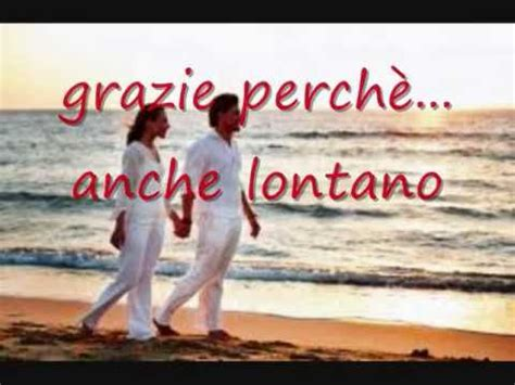 tendo la mano e trovo la tua gianni morandi grazie perch 233 lyrics