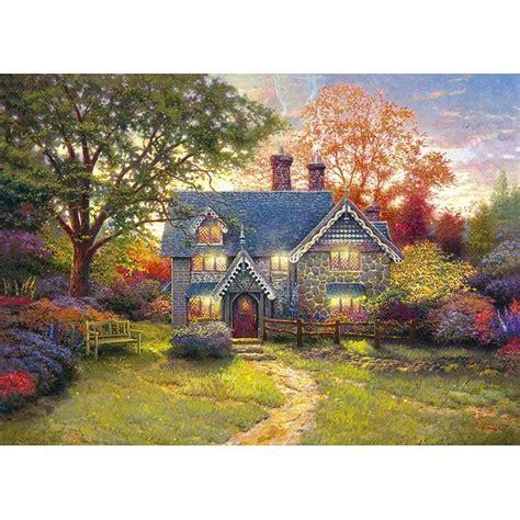 1419 Best Images About Thomas Kinkade Painter Of The Light Kinkade House Plans