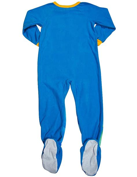 Toddler Sleeper by Baby Infant Toddler Boys Guppies Footed One