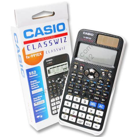 Casio Fx 991ex Tehnical Scientific Calculator casio scientific calculator fx 991ex classwiz original cbpbook pakistan s largest