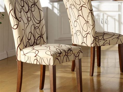 upholstery fabric dining room chairs the kitchen chairs awesome upholstery fabric dining chairs