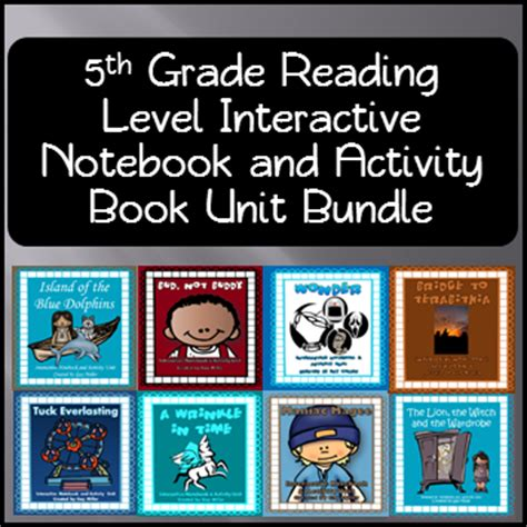 5th grade level picture books book units page 15 of 27 classroom tips