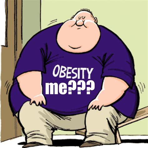 5 penyakit yang paling rentan menyerang orang gemuk segiempat
