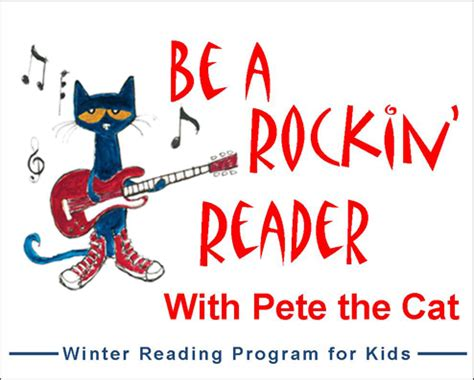 pete the cat and the cool caterpillar i can read level 1 books rocking the read shoes winter reading club lackawanna