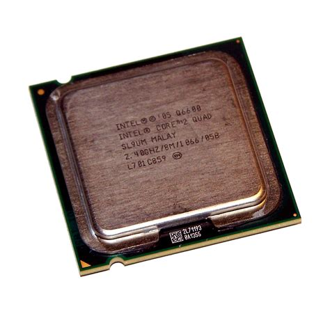 Intel Q6600 Sockel by Intel Hh80562ph0568m 2 Q6600 2 4ghz Socket T Lga775 Processor Sl9um 675900857117 Ebay