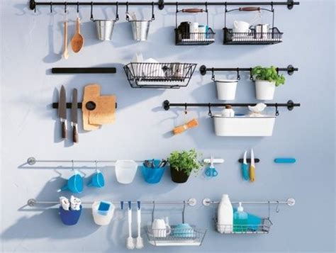 ikea kitchen organizers wall large size of rail kitchen wall pin by margene kennedy on organizing pinterest