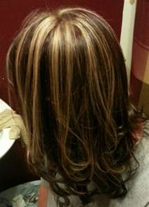 mahoganey hair with highlights rich mahogany with caramel highlights hair pinterest