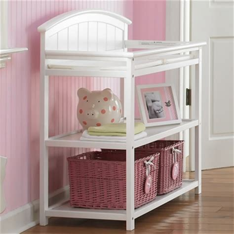 Graco Cribs Charleston Changing Table In White Free Shipping Graco Charleston Changing Table